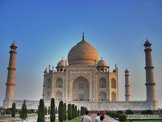 Rutas Robinjunianas: Norte de India en 14 días. #india #tajmahal