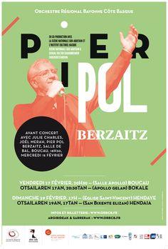 Pier Paul Berzaitz & Baiona-Kostaldeko orkestra — Euskal kultur erakundea