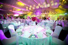 #Atlantis#Dubai Wedding venue set up #BeautifulDay