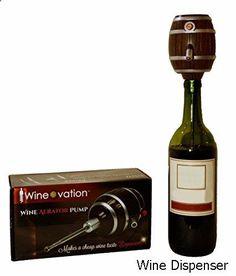 Wine Dispenser - Wine Dispenser / Aerator Pump