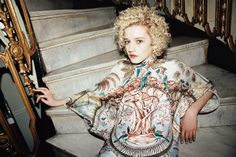 Julia Garner by Silja Magg