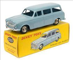 dinky toys 525 - Google zoeken