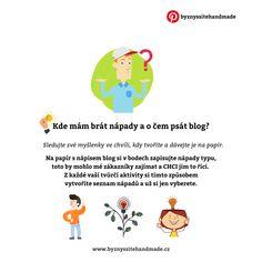 👉 Sledujte své myšlenky ve chvíli kdy tvoříte produkt a nápady dávejte na papír. 👇 ✅ Z každé tvůrčí aktivity si tímto způsobem vytvoříte seznam nápadů a už si jen vyberete. 👍 Články z blogu přetvořte do příspěvků na byznys handmade sítě a máte vystaráno. #obsah #strategie #socialnisite #blog #clanky #tvorba #prispevky #marketing #tipy #handmade #byznyssitehandmade Marketing, Blog, Family Guy, Fictional Characters, Blogging, Fantasy Characters, Griffins