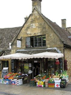 A must stop when in Broadway, Cotswolds