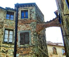ANGHIARI (Toscana)- Italy - by Guido Tosatto