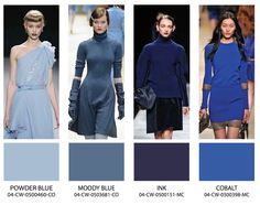 In Color! Fall Winter 2013-14 Fashion Trends