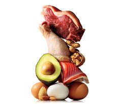 Nine Eating Rules for Strong, Powerful Muscles