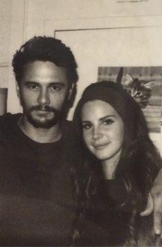 James Franco & Lana Del Rey.