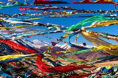 Colors of Tibet (c)Evgeny Tchebotarev/500px