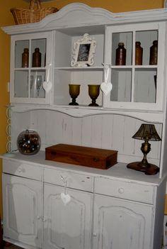 My homemade shabby chic dresser