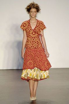 See the entire collection from the Project Alabama Spring 2006 Ready-To-Wear runway show.