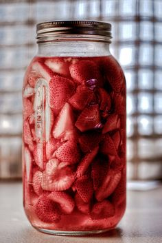 Make Your Own Alcohol Infusions - Foodista.com