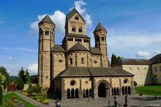 Iglesia de la abadía de Santa María de Laach