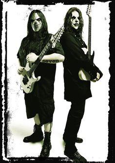 Mick Thomson & Jim Root (Slipknot