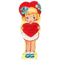 I'm great at keeping in touch and am working on my vintage valentines right now