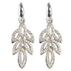 Mood Vintage style navette drop earring- at Debenhams.com ...