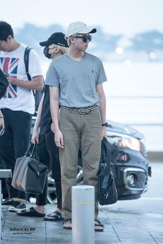 bts rap monster, rap monster fashion, rap monster airport, bts airport fashion, rap monster airport fashion, rap monster 2017