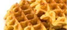 Ik ontdekte net op de site van Tiense Suiker dit verrukkelijk recept: droge wafeltjes