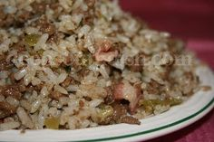 Deep South Dish: Cajun Dirty Rice