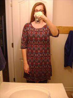 Stitch Fix #12 Market & Spruce Maeby Knit Dress. So cute!