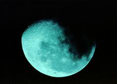 Cyan Moon.