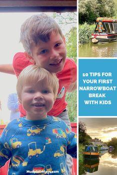 10 Tips For Your First Narrowboat Break With Kids