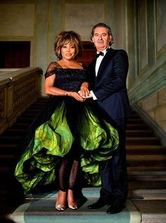 luvrumcake — Tina Turner's Wedding July 2013