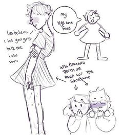 Omg Jeremy in a dress... jere...hair... NO I REFUSE TO MAKE THAT PUN