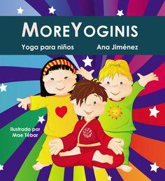 Un libro de yoga para niños que muestra de una forma divertida y visual diversas posturas de yoga y el saludo al sol. Con instrucciones sencillas y coloridas ilustraciones, MOREYOGINIS invita a los niños a disfrutar de yoga mientras imitan a sus animales favoritos. Los niños aprenderán a estirarse, respirar y relajarse con este libro, dirigido a yoginis entre 2 y 7 años de edad.