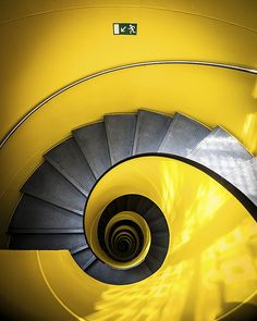 Stairs-spiral