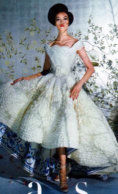 Steven Meisel Christian Dior S09
