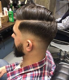 Fresh  @4hairpleasure . Mens lifestyle  @4hislifestyle . #4hairpleasure #hairstyles #hairstyleideas #hairstylesbook #haircuts #haircoloring #naturalhairstyles #헤어 스타일 #frisuren #髮型 #прическа Pelo Popular, Haircuts, Hairstyles, Hair And Beard Styles, Barber, Natural Hair Styles, Hair Color, Fresh, Lifestyle