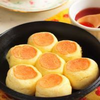 Home Recipes, Asian Recipes, Bread Recipes, Cooking Recipes, Easy Sweets, Griddle Pan, Food Hacks, Baked Goods, Deserts