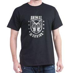 Animal Warrior Wolf T-Shirt
