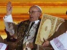 ss-130313-pope-francis- photoblog600 Francisco Santo Padre Primer Sumo Pontifice latinoamericano