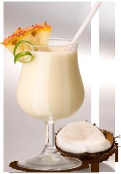 коктейль Пина Колада Настоящий коктейль Пина Колада в своем составе имеет 3 ингредиента: ром, кокосовые сливки и ананасовый сок. Обычно используют белый ром, но некоторые бармены любят смеш...