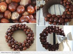 :) Chestnut Wreath