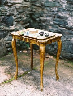 Wedding Inspiration- Southern Vintage rentals