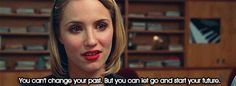 there's a million ways to say i love you - you just have to listen. (insp) Part Rachel, Part Quinn Say I Love You, Let It Be, Glee Quotes, Quinn Fabray, Classic Tv, You Changed, Letting Go, Tv Shows, Jokes