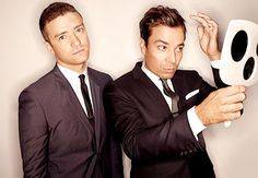 Justin Timberlake & Jimmy Fallon -- Put them together and hilarity ensues. | See more about justin timberlake.