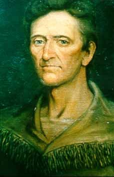 daniel boone | Daniel Boone served with George Washington in 1755 during the French ...