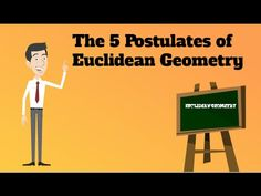 The 5 Postulates of Euclidean Geometry Math Teacher, Teaching Math, Math 2, History Of Geometry, Euclid Geometry, Math Strategies, Isaac Newton, Secondary Math, Critical Thinking
