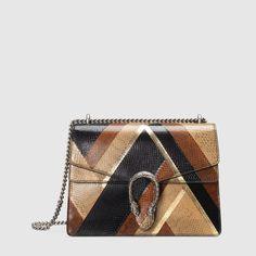 5800 Gucci Dionysus chevron ayers bag