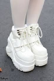 Resultado de imagen de Zapatillas Ashish X topshop Buffalo luz LED