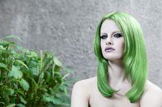 HAIR & COLORING / Agyness Frozen  PHOTOGRAPHY / Ana Mihalić  MUA / Juliana Ljubas  MODEL / Ana Godinić