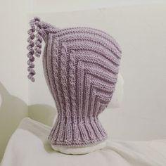 Pixielue med hals. Balaclava, Pixie, Baby Kids, Crochet Hats, Knitting, Shopping, Fashion, Pink, Knitting Hats