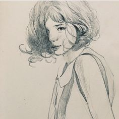 sketch pencil drawings, art sketches и drawing Portrait Au Crayon, Pencil Portrait, Pencil Art, Pencil Drawings, Art Drawings, Portrait Sketches, Drawing Sketches, Figure Drawing, Painting & Drawing