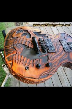 Awesome guitar!