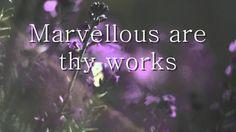 Scripture Snapshot Psalm 139:13,14