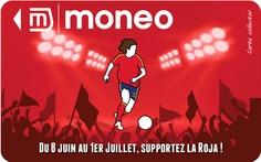 Carte collector Espagne du Championnat d'Europe des Nations 2012. en vente via la boutique Moneo : http://owl.li/aTDHv